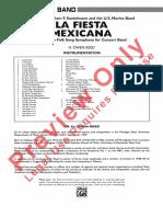 La Fiesta Mexicana, Owen Reed