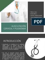 Seminario Auscultación Cervical y Pulmonar