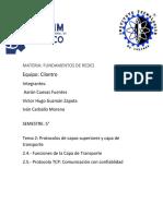 2019AD Tema02 Capa de Transporte Investigacion01 17580233 Aaron Cuevas Fuentes EQ Cilantro