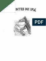 Apuntes Ni Ifa Parte 1