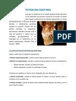 RETENCIÓN DENTARIA.docx