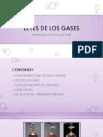 Semana 9-Leyes de Los Gases