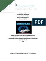 Servicio Tecnologico Automotriz
