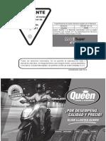 Manual de Usuario Kymco Agility Digital 3.0