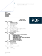 Appendix N Documentation Guideline (1)