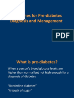 Prediabetes 1.ppt