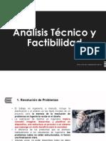 S3 - Análisis Técnico y Factibilidad