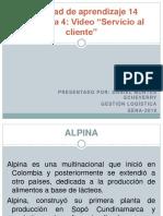 Actividad de aprendizaje 14 Evidencia 4 Video Servicio al Cliente (3).ppt