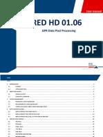 GRED HD 01.06 User Manual