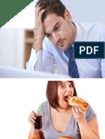 Eating Bad Habit