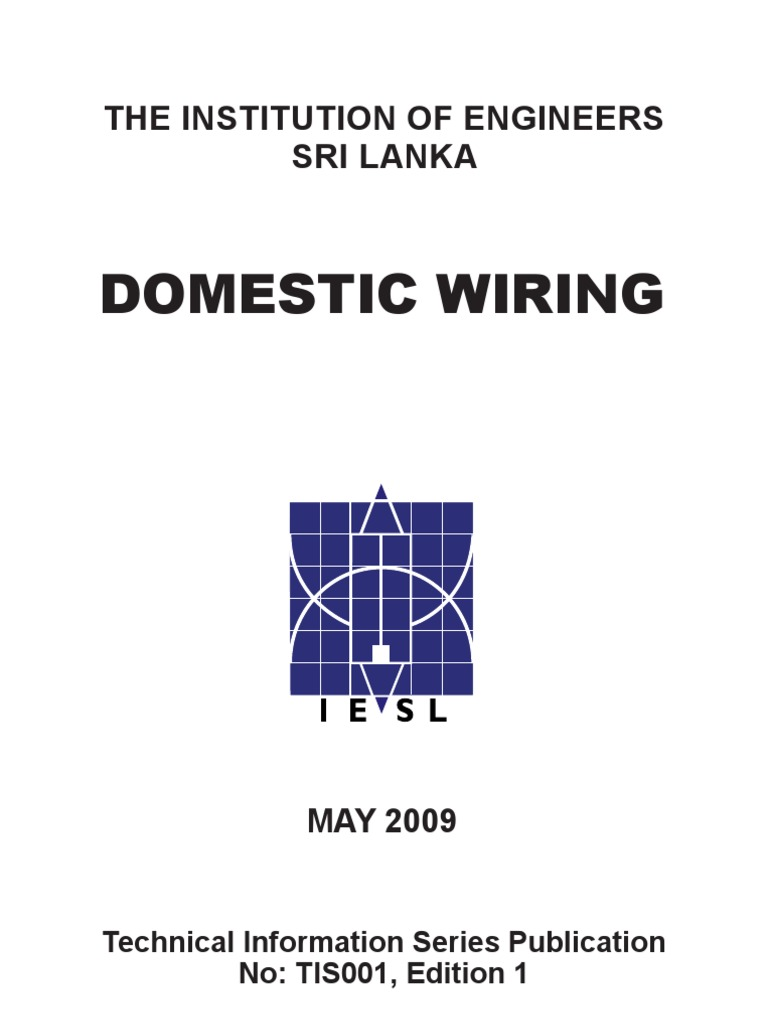 booklet on domestic wiring electric current electrical wiring rh scribd com Library Book Border Library Book Border