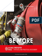 evaluacion bomberos