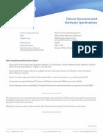 PC Requirements delcam 2010