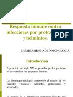 9. Respuesta Inmune Contra Infecciones Por Protozoarios y Elmintos