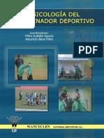 Psicología del Entrenador Deportivo