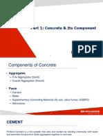 concrete 101