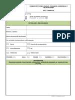 Formato Pqrsf Area Comercial