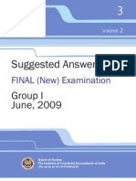 FINAL (NEW)EXAMINATION – GROUP I
