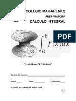 Cuaderno Calculo Integral 2019