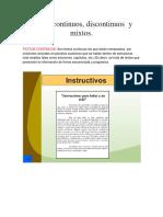 349264799-Textos-continuos-discontinuos-mixtos.docx