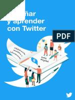 Enseñar y Aprender Con Twitter - Unesco