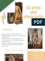 El Arte Del Desnudo