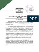 HB 1114- Marcos Compensation Bill