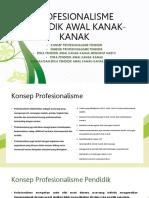PAKK3303 Profesionalisme dalam PAKK