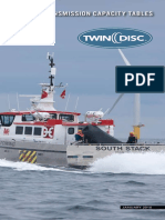 Marine Capacity 2010