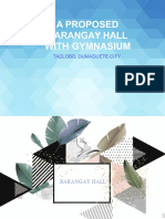 Design 5-Barangay Hall Final Output - 1 - Views