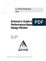 EnforcersGuide to PBD review