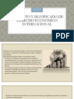 D. Internacinal Publico
