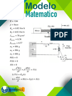 Modelo Matematico Para La Cnc PDF