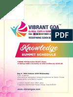VB Summit Schedule 3 DAYS