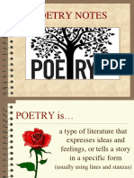 poetry powerpoint  1