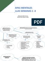 Mapas Mentales Cartillas 1,2,3
