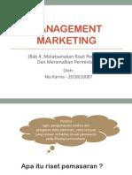 bab 4 manajemen pemasaran