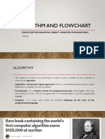 2_Algorithm and Flowchart