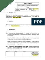 1. Prc-sst- Procedimiento de Medicion y Seguimiento Del Desempeño