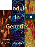 Introduction to Genetics MODULE