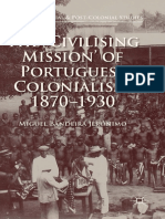 (Cambridge Imperial and Post-Colonial Studies Series) Miguel Bandeira Jerónimo (Auth.) - The 'Civilising Mission' of Portuguese Colonialism, 1870–1930-Palgrave Macmillan UK (2015)
