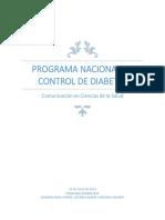 Programa Nacional de control de diabetes.docx