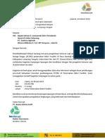 Surat Permohonan Bekri Fedlot