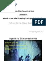 Unidad01 - Introduccion a La Sismologia e Ingenieria Sísmica