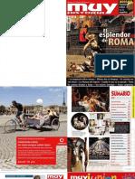 Muy Historia - 031 - Septiembre 2010 - El Esplendor de Roma