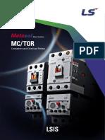 Metasol Contactors Datasheet