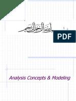 Analysis Design Software Engineering