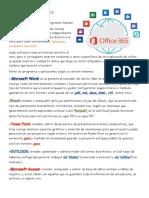 El Entorno Office