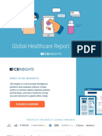 CB Insights Healthcare Report Q3 2019