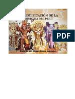 1. División Historia Del Perú